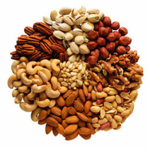 nuts as an antioxidant